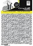 Trame Graph'it Transfer A5 - Brique