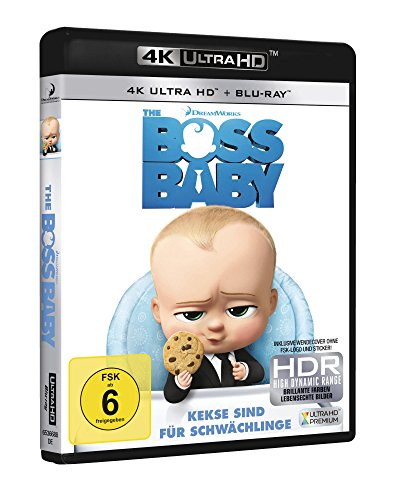 The Boss Baby – Ultra HD Blu-ray [4k + Blu-ray Disc] - 2