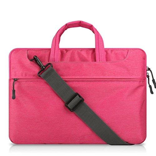 GADIEMENSS Waterproof Laptop Shoulder Briefcase Bag Portable Computer case handbag For Apple Macbook 12