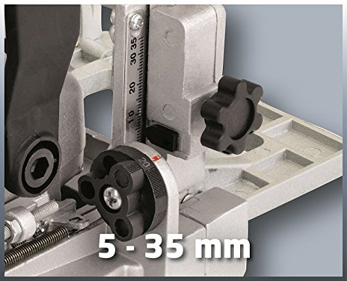 51bSfEd5LPL - Einhell TC-BJ 900 Complete Biscuit Jointer with Dust Bag