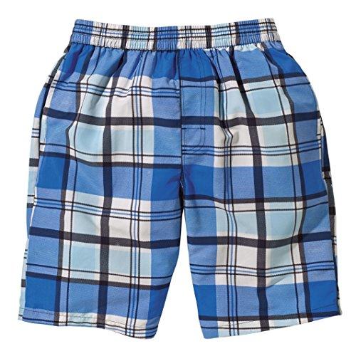 Beco Herren Shorts Blau/Weiß/Schwarz