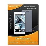 SWIDO Schutzfolie für Oppo Mirror 5 [2 Stück] Anti-Reflex MATT Entspiegelnd, Hoher Härtegrad, Schutz vor Kratzer/Bildschirmschutz, Bildschirmschutzfolie, Panzerglas-Folie