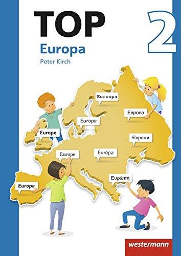 Topographische Arbeitshefte / TOP Erdkunde: Topographische Arbeitshefte - Ausgabe 2016: TOP 2 Europa