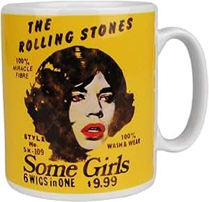 Half Moon Bay Boxed Mug Rolling Stones, Some Girls