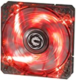 BitFenix 120mm Spectre PRO Fan with Red LED - Black