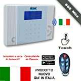 Best GENERICO antifurto - Antifurto casa allarme professionale senza fili, Antifurti Wireless Review