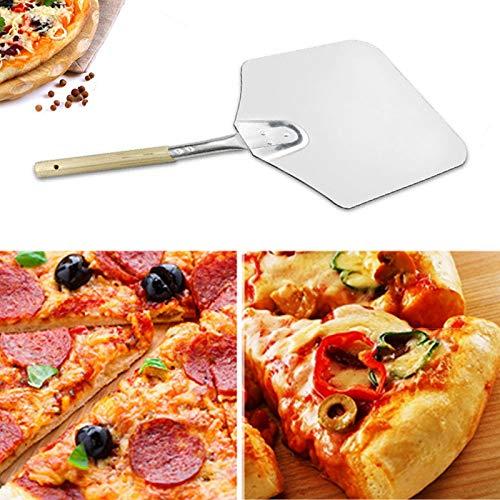 Ambility Home Pizza Shove Aluminum Handle Pizza Shovel Artisan Tools -