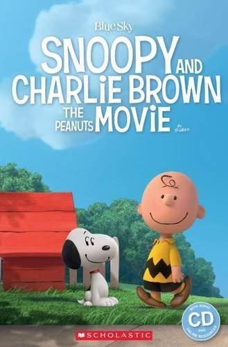 Snoopy and Charlie Brown: The Peanuts Movie: The Movie (Popcorn Readers) by Fiona Davis (2016-03-03) par Fiona Davis