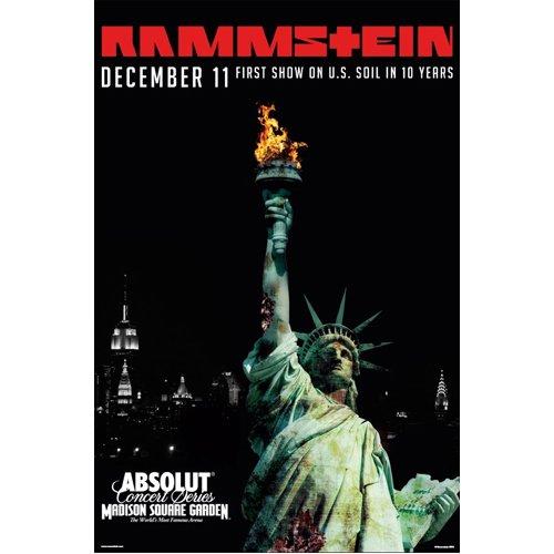 Rammstein - Poster New York