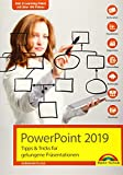 PowerPoint 2019 Tipps und Tricks für gelungene Präsentationen und Vorträge. Komplett in Farbe - Hermann Plasa