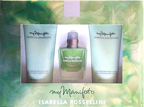 Gift Set My Manifesto: Eau de Parfum 75 ml + Shower Gel 200 ml + Body Lotion 200 ml
