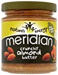 Meridian Natural Crunchy Almond Butte...