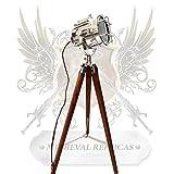 Nautische Suchscheinwerfer Dekorative Studio Lampe Designer Lampe