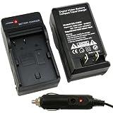AC/DC Rapid 7.4 volt Battery Charger for Canon BP508 BP511 BP511A BP512 B...