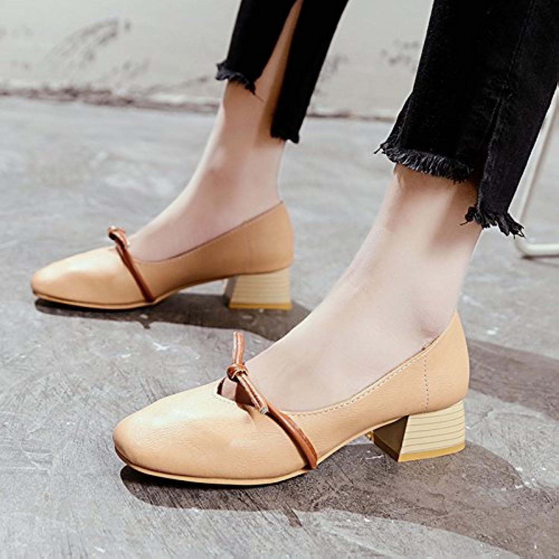 gaolim gaolim gaolim printemps cravate tendre sœur chaussures chaussures a tenu tête carré unique fille chaussures b07cfql4wz trafic parent | Jolie Et Colorée  2f1e2f