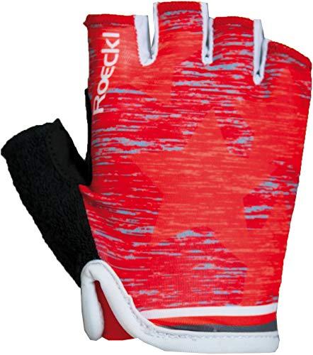 Roeckl Kinder Tivoli Handschuhe Fiesta rot ()