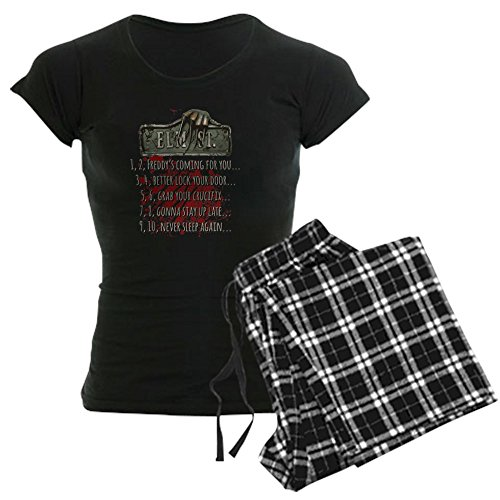 CafePress Freddys Coming for You - Womens Novelty Cotton Pajama Set, Comfortable PJ Sleepwear