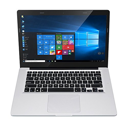 "Excelvan X8 Pro 14.1"" 1920*1200 Windows10 Laptop 6GB + 64GB Intel Celeron N3450 Quad Core Ultrabook with Dual USB 0.3 Camera HD WIFI HDMI 8000mAh Big Battery Notebook All-metal PC"