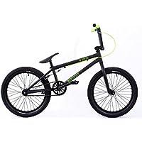Khe - Bici BMX, codice a barre 20.20, colore nero, modello 2016 - Mongoose Bmx Bike