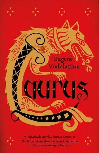 Laurus by Eugene Vodolazkin (2016-08-09)