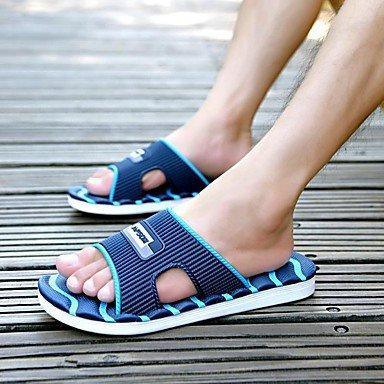 Stivali inverno delle donnecasuali zeppa piuma Heel PU sandali US6-6.5 / EU38 / UK5-5.5 / CN38