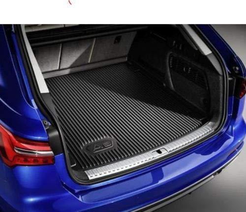 Audi 4K0061180 Gepäckraumschale Kofferraumeinlage Schutzmatte mit A6 Schriftzug, nur für Avant