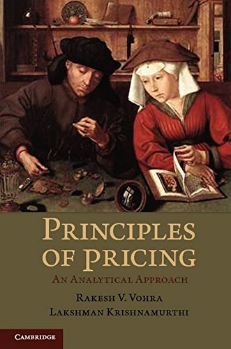 Principles of Pricing Hardback