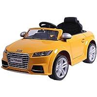 SIMRON-AUDI TT S tts Cabriolet Elektro Kinderauto Kinderfahrzeug Ride-On 12V Kinder Elektroauto