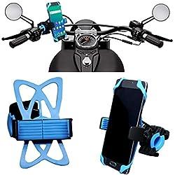 Vheelocityin Super Grip Motorcycle Handle Mobile Holder