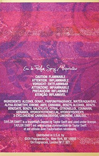 Taylor Swift Taylor Swift Wonderstruck Eau De Parfum Spray, 100.55ml