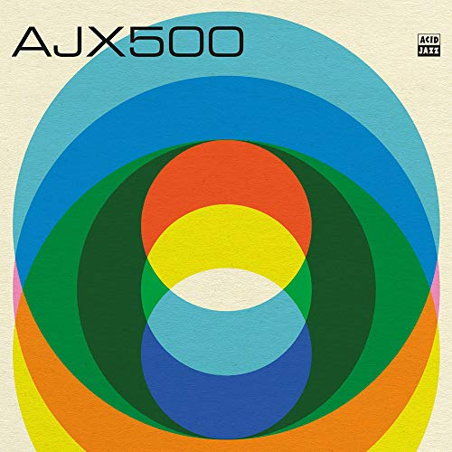 Ajx500 a Collection from Acid Jazz