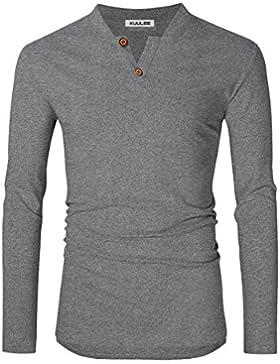 KoJooin Camicia Casual - Basic - Uomo