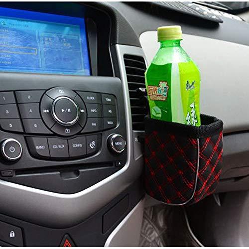 FashLady SCO 2016 Multiuso Easy Car Outlet Vano Benna Auto Pouch Bag Auto Accessori Auto Interior & amp; all'Ingrosso: Rosso