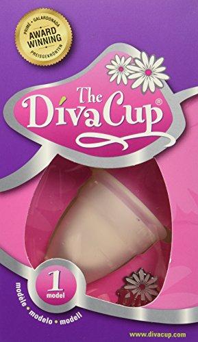 DivaCup Menstrual Cup, Model 1 by DivaCup - Menstrual Cup