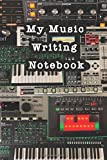 My Music Writing Notebook: 150 page journal for writing down your songs, includes space for writing lyrics and music staves. Comes with a customizable ... reference. Glossy softcover, perfect bound.