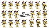 Schleich 20x Biene Maja mit Weihnachtsmütze