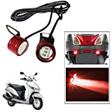 #8: Vheelocityin Metal Body Bright Flasher Bike / Motorcycle Mini Flasher LED Light For Honda Activa 4G