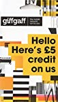 SIM card Giffgaff adatta a tutti i telefoni. £10di credito gratis all'attivazione (entro il 31/10/17). Se attivata dopo il 31/10/17, saranno forniti £5di credito.
