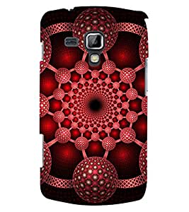 PRINTSWAG PATTERN Designer Back Cover Case for SAMSUNG GALAXY S DUOS 2 S7582