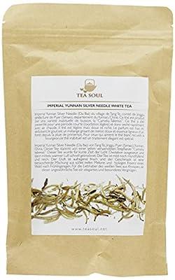 TEA SOUL Imperial Silver Needle Thè Blanc 50 g