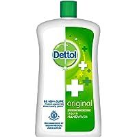 Dettol Liquid Soap Jar Original, 900 ml