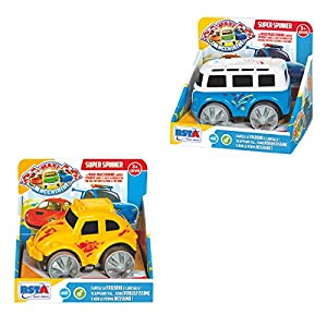 rstoys-Ronchi Supe-Maxi Coches Super Spinner 3,, 3.st10272