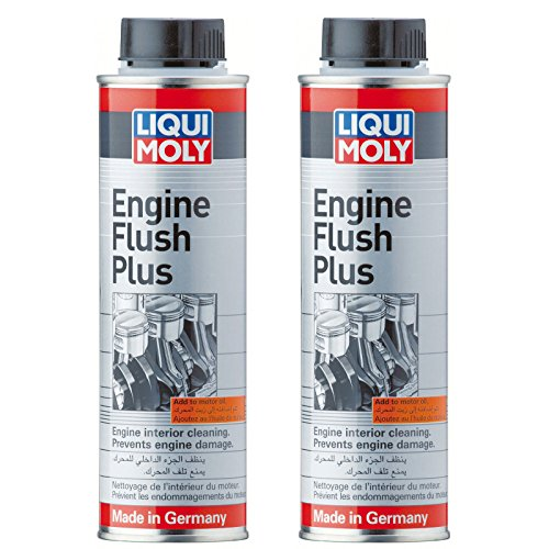 Liqui Moly 2 x Engine Flush Plus 300 ML
