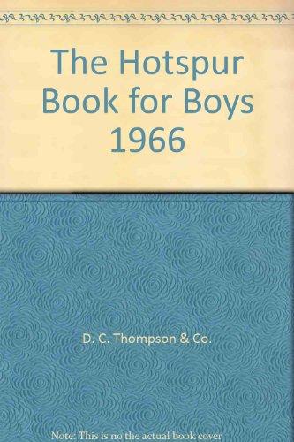 The Hotspur Book for Boys 1966