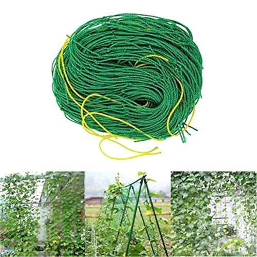 AOWA Filet de Jardin en Nylon Vert pour clôture de Jardin