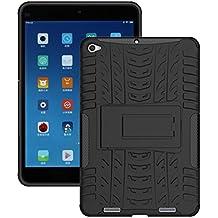 Carcasa Xiaomi Mi Pad 2, KATUMO® Funda Rigida Cubierta Silicona para Tablet Xiaomi Mi Pad 2 7.9'' Bumper Funda Case Cover Carcasa Protectora-Negro