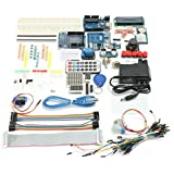 Quickbuying Hot New Full Edition UNO R3 Starter Kit For Arduino 1602LCD RFID Servo Relay PIR Adapter