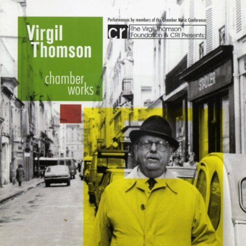 Chamber Works by Thomson (2002-06-04)