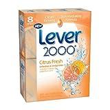 Lever 2000 Bar Soap, Citrus Bars, 4-Ounc...