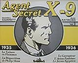 Agent Secret X-9, 2:Agent Secret X-9 - (1935-1936)